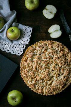 Prosta tarta z jabłkami. | AddioPomidory Muffin, Breakfast, Recipes, Food, Morning Coffee, Recipies, Essen, Muffins, Meals
