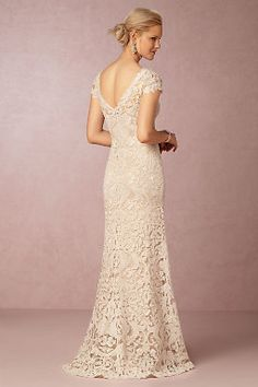 August Gown - Possible dress for the reception