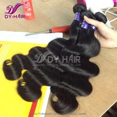 Cambodian body wave human hair extensions.Fast shipping by DHL. http://www.dyhair777.com/Cambodian-Virgin-Hair.html