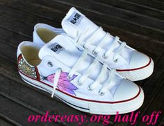 """Pink Converse"" by #ordereasy org  on pins LOVE the pop of color with the   converse - I could skip the purse though     Fashion pink #converses #sneakers summer 2014"