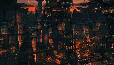 fantasy landscape - Imgur