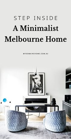 Inside a Melbourne home is insane attention to detail