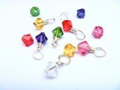 swarovski crystal charm dangle add on gift by LittleImpJewellery, £2.00