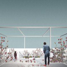 Bahrain Pavilion |  Francesco Librizzi Studio & BureauBas...