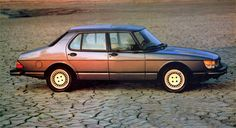 The first Saab I ever drove (and one I still wish I owned now)