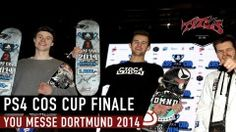 PS 4 COS Cup YOU Messe Dortmund 2014 | Finale | Titus Skateboards - http://DAILYSKATETUBE.COM/ps-4-cos-cup-you-messe-dortmund-2014-finale-titus-skateboards/ - http://www.youtube.com/watch?v=gxKkD0pv10I&feature=youtube_gdata  http://www.facebook.com/titus http://instagram.com/titus http://www.titus.de/ Am Wochenende war es wieder soweit, der letzte von sechs Stopps fand in Dortmund auf der YOU Messe statt. Der... - 2014, Finale, Messe, skateboards, Titus, | Dortmund