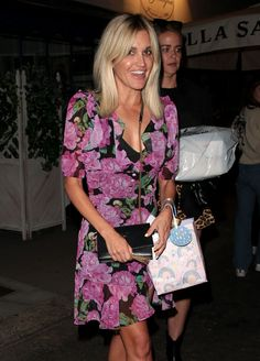 Ashley Roberts, Lily Pulitzer, Leaves, Restaurant, London, Inspiration, Clothes, Dresses, Fashion
