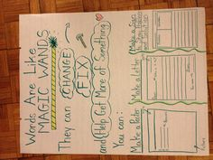 Persuasive Writing chart I made; chart idea came from TC