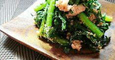 春菊独特のほろ苦さが癖になる、ちょっと大人の胡麻和えです。レンジだけで簡単に作れるので、あと一品やお弁当におすすめです。