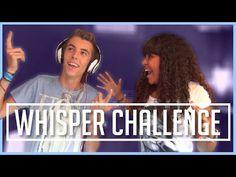 WHISPER CHALLENGE - YouTube