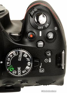 Nikon D5200 Controls - This will be very useful I think!