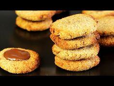 Die wahrscheinlich einfachsten Kekse der Welt sind ruckzuck zubereitet. Sie sind zudem glutenfrei, vegan und entsprechen den Grundsätzen der Paleo- bzw. Stei...
