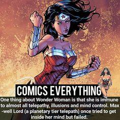 Wonder Woman fact