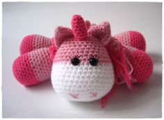 amigurumi unicorn ♥