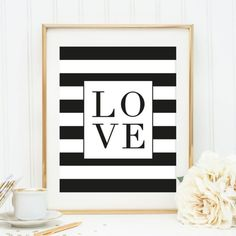 Love Monochrome
