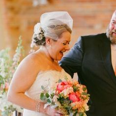 The best look is #sheerjoy . #thevenue #thevenuebrides #bride #weddingday