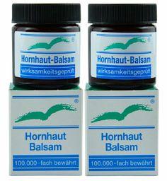 Hornhautentferner (Balsam-Creme), 2-er Spar-Pack, bis zu 75% der Hornhaut weg in 28 Tagen. | Your #1 Source for Beauty Products