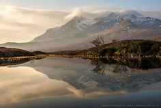 The Cuillin , Isle of Skye