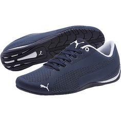 Image 1 of Drift Cat 5 Ultra Men's Shoes, Peacoat-Puma White, medium Mens Puma Shoes, Men S Shoes, Casual Sneakers, Casual Shoes, Shoes Sneakers, Best Trail Running Shoes, Running Shoes For Men, Pumas Shoes, Mens Trainers