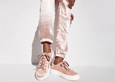 Blog Summer Trends 2017 Satin Shoes, Spring Trends, Product Shot, Spring Summer, Sneakers, Bags, Fashion, Tennis Sneakers, Handbags