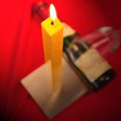Wachskerze,Geschenkset 6-teilig amabiente - Stabkerze + Kerzenhalter - Farbwahl. für herbst. #anndora.de Switzerland, Birthday Candles, Wax, Colours, Shapes, Handmade, Design, Candle Holders, Hang In There