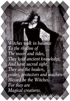 Yes...... #Witch
