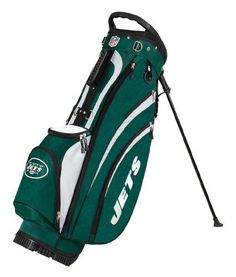 Show off your NFL team pride with the New York Jets NFL Carry Bag by Wilson. e23b92acb