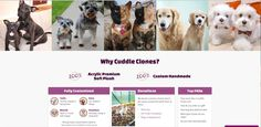 Cuddle Clones reimbursing adoption fees for adopted pets the month of october #adoptadogmonth