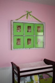 Window Pane Makeover...