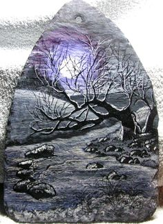 SLATE PAINTINGS ALBUM 1 - Kerry McKenna Artist