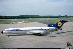 Lufthansa D-ABKF Boeing 727-230/Adv