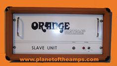 Relaterad bild Orange Amps, The Unit