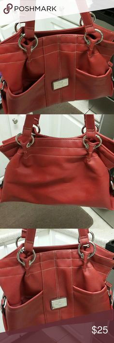 Red bag like new ❤ open to offers Used 3 times Rosetti Bags Totes