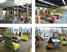 Dortmund Municipal Library Interior 2 Libraries Pinterest Interiors Light Project And