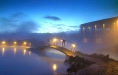 Blue Lagoon Clinic in Islanda