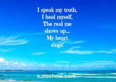 Color Prescription 5: Blue and The Throat Chakra   Suzie Cheel   Creating A Life You Love