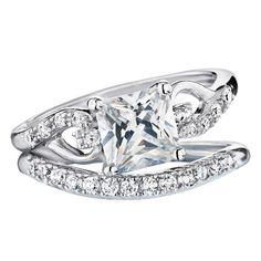 1 1/2-ct. center CZ with matching band. Regularly $89.99, buy Avon Jewelry online at http://eseagren.avonrepresentative.com