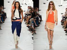 The Fashion Bastard: Runway Report: Diane Von Furstenberg Spring/Summer 2013