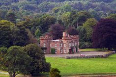 Discover Hawkstone Park in Weston, England: Created hundreds of years ago, the magical follies and landscapes at this park were almost lost to time before being restored. Picnic Spot, Travel Uk, Travel Europe, Restoration, Beautiful Places, England, Mansions, Landscape, Park