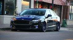 Ford Fusion (CD4) | Air Lift Performance