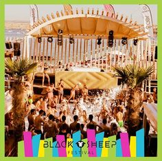 Hol dir jetzt dein Black Sheep Festival Paket: http://ift.tt/20Nhy48 31.07.2016 - 03.08.2016 Das erste Festival in allen Zrce Clubs: Papaya Noa Aquarius und Kalypso  Mit DVBBS Michael Calfan Vinai Quintino #Alle4ZrceClubs #TOPFestival #TOPDJs #zrce #novalja #otokpag #inselpag #partybeach #summer #festival #zrcebeach #croatia #kroatien #hrvatska #beach #partyurlaub #blacksheep #blacksheepfestival #croatiafestival #edm #edmlife