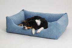 New In! Hundebett Box Bed  Madison Türkis, frisch aus der Manufaktur DOGS in the CITY