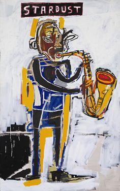 Jean Michel Basquiat(USA)   ジャン・ミシェル・バスキア(米)