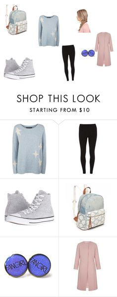 """""""casual"""" by ikatsamaki on Polyvore featuring 360 Sweater, Dorothy Perkins, Converse and Red Camel"""