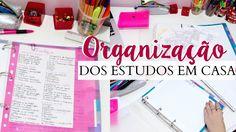 Como Organizar os Estudos