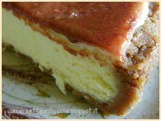 Una mammetta pasticciona: Ricetta della New York Cheese Cake