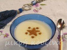 μικρή κουζίνα: Ρυζόγαλο Pudding, Desserts, Blog, Recipes, Deserts, Custard Pudding, Puddings, Dessert, Blogging