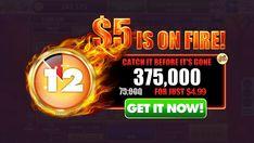 Promo fire - Slots Craze