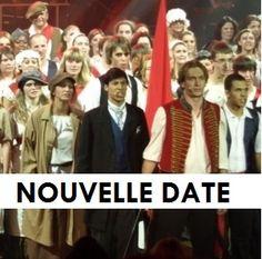 Comédie Musicale Pour l'Amour de Cosette