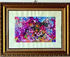 Interstellar Explosion Interstellar, Paintings, Frame, Home Decor, Art, Picture Frame, Art Background, Decoration Home, Paint